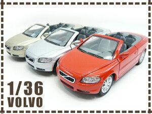 1/36 ボルボ VOLVO C70 ダイキャスト ミニカー おもちゃ 車 男の子 外車…の画像