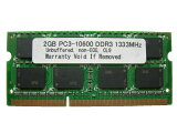 2GB PC3-10600 DDR3 1333 204pin SODIMM PC���꡼ D3N1333-2G�ߴ��ʡ������ݾ��ա�