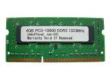 Buffalo D3N1333-4G互換品 4GB PC3-10600 DDR3 1333 204pin SODIMM PCメモリー 【相性保証付】