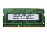 4GB PC3-12800/PC3-10600 DDR3 1600/1333 204pin SODIMM PCメモリー 【相性保証付】