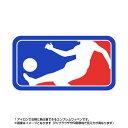 サッカーワッペン(MLB風エンブレム)