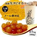 タピオカ ウコン【国産生タピオカ】約1kg(950g) メール便