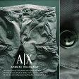 5623-31新品★アルマーニエクスチェンジ ARMANI EXCHANGE★A|X ヴィンテージワークパンツ201★グレー★MENS★