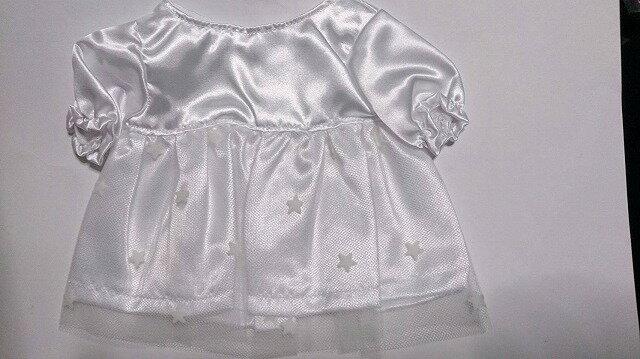 オリジナル 人形服ドレス