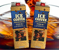 Our original authentic! Liquid ice coffee ( 1 liter x 2, sugar-free type )