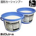セット売2個 まんてんカーシャンプー 5kg 固形タイプ バケツ石鹸 固形石鹸 洗車用品
