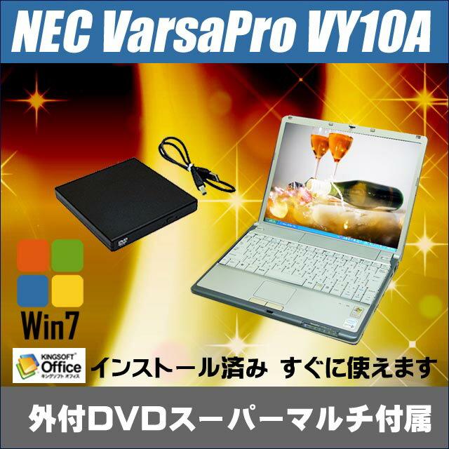 中古ノートパソコン Windows7セットアップ済み 中古パソコン NEC VarsaPr…...:auc-marblepc:10000820