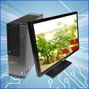 【中古デスクトップPC】Windows7Pro-64bit搭載!22インチ液晶セットDELL Optiplex 7010SFFCore i5-3470プロセッサ...