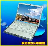中古ノートパソコン NEC VersaPro VY10A/M-4DVDスーパーマルチ搭載 WindowsXPセットアップ済み無線LAN内蔵【中古パソコン】【中古】