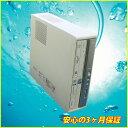 【Core2Duo E7500 搭載!】 中古パソコンNEC Mate MJ29R/A-W HDD:160GB⇒320GB MEM:2GB DVDスーパーマルチ搭載Windows7-Pro搭載KINGSOF..