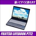 富士通 LIFEBOOK P772 【中古】 12.1インチ...