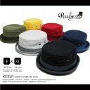 送料無料!! RUBEN/ルーベンSWEAT PORK PIE HAT/大きいサイズ対応 スウェット ポークパイハットメンズ レディース 帽子 全6色 FREE...