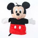 ミッキー ハンドパペット ハッピーフレンズ 517069-211003 【ミッキーマウス/ぬいぐるみ/disney/ディズニー】