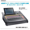 ROLAND デジタルミキサー M200i 【代引き手数料無料・全国配送料無料!】