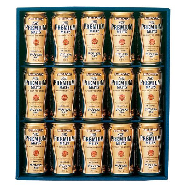 サントリープレミアムモルツビールギフトセットBPC4Jビールsuntorypremiummalts