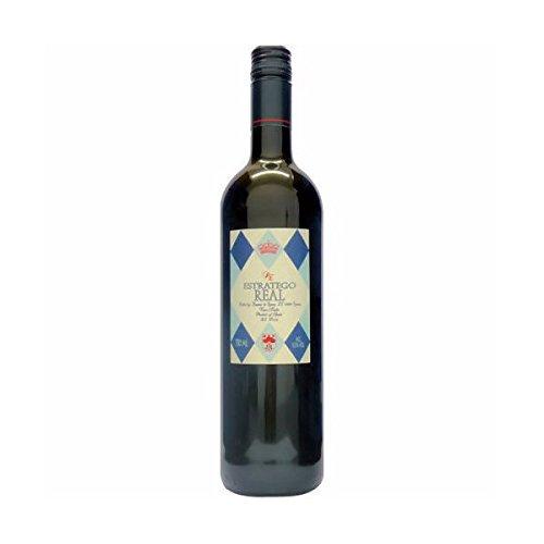 こみこみ6本で送料無料!ドミニオ・デ・エグレンエストラテゴ・レアル・ティント14% 750ml スペイン赤ワインエストラテゴレアルティントミディアムボディ