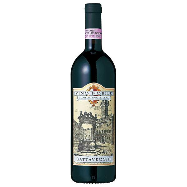 [2010] ヴィーノ・ノービレ・ディ・モンテプルチアーノ 13.91% 750ml ヴィーノ・ノービレ・ディ・モンテプルチアーノ D.O.C.G.イタリア ガッタヴェッキ赤ワイン