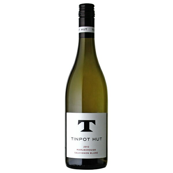 [2012] ティンポット・ハット マールボロ ソーヴィニヨン・ブラン 13.1% 750ml マールボロG.I.ニュージーランド ティンポット・ハット・ワインズ白ワイン 辛口