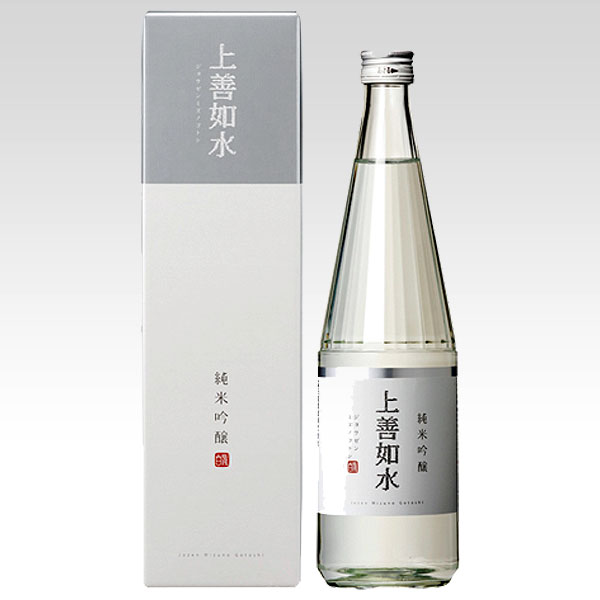 日本白瀧酒造上善如水(じょうぜんみずのごとし)純...の商品画像