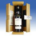 政府公認蒸留所第一号 密造酒から世界のモルトウィスキーへグレンリヴェット25年 43%700ml