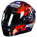 【Nolan】バイク ヘルメット X-802RR ウルトラカーボン ケイシー・ストナー レプリカ 2016