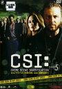 CSI:科学捜査班 SEASON 5 VOL.1(第501話〜第502話)【洋画 海外ドラマ 中古 DVD】メール便可 ケース無:: レンタル落ち