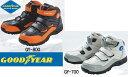 【送料500円】GOOD YEAR!グッドイヤー 安全靴 ハイカット  JSAA B種認定合格品 GY-700 GY-800