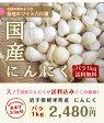 【送料無料】岩手県産にんにく(ニンニク)福地ホワイト6片種/バラ1kg+おまけ50g付き/国産にんにく