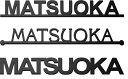 機能門柱 中空壁パーツ有 MATSUOKA 松岡 ステンレス表札 ステンレス 表札 レーザーカット表札 切文字表札 ステンレスレーザー表札 アルファベット表札11,999円〜表札 sstl 戸建