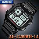 CASIO AE-1200WH-1A W...