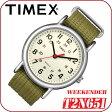 在庫有り!即納可*送料無料*【あす楽対応】TIMEX WEEKENDER CENTRAL PARK【T2N651】FULL SIZE 38mm径 タイメックス ウィークエンダー セントラルパーク メンズ クォーツ腕時計 ナイロンベルト カーキグリーン 並行輸入【新品】