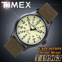 TIMEX【T49963】EXPEDITION SCOUT METAL タイメックス エクスペディシ...