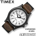 TIMEX【TW4B08200】EXPEDITION ACA...
