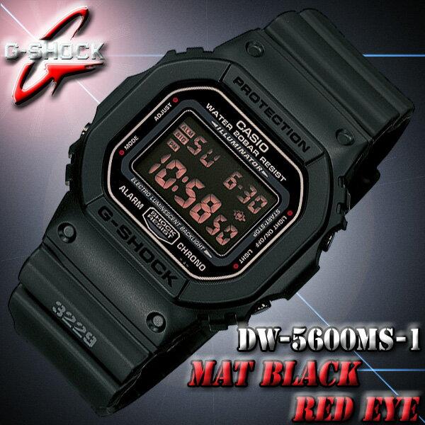 Gショック DW-5600MS-1