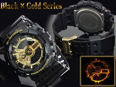 �ڤ������б��ۥ�����CASIOG����å�G-SHOCK�ӻ���GA-110GB-1A��×���Black×GoldSeries�۹⵱��LED�饤�ȡڹ���GA-110GB-1AJF��Ʊ���۳�����ǥ�ڿ��ʡ�