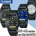 CASIO AW-49HE Series カシオ Ana-D...