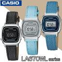 在庫有り!即納可【あす楽対応】CASIO LA-670WL カシオ スタンダード デジタル クォーツ レディース 腕時計【LA670WL-1B】LA670WL-...
