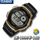 CASIO AE-1000W-1A3 WORLD TIME ...