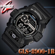 �߸�ͭ�ꡪ¨Ǽ�ġڤ������б���CASIO������G-SHOCK�ǥ���å��ӻ��ס����㲹-20���GLS-8900-1B�֥�å������ɿ�ۣǥ饤��G-LIDE�ڹ���GLS-8900-1BJF��Ʊ���۳�����ǥ�ڿ��ʡ�