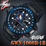 �߸�ͭ�ꡪ¨Ǽ�ġ�����̵�������ӥ����ڤ������б���CASIO GWN-1000B-1B ������ G����å� G-SHOCK ����եޥ����� GULFMASTER�ޥ���Х��6�����ȥ����顼�ۥ��ʥǥ� �ӻ��סڹ��� GWN-1000B-1BJF ��Ʊ���۳�����ǥ�ڿ��ʡ�