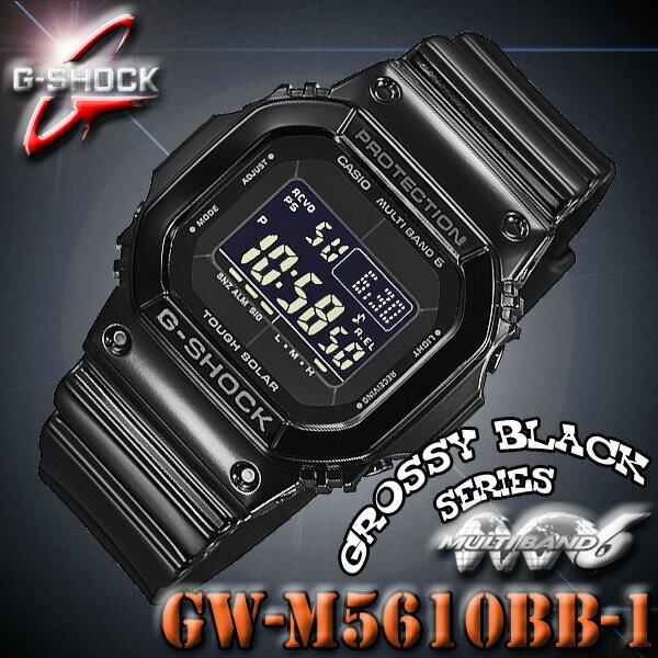 CASIO G-SHOCK GW-M5610BB...の商品画像