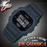 �߸�ͭ�ꡪ¨Ǽ�ġؤ椦�ѥå��٤����������̵�����ڤ������б���CASIO DW-5600DC-1 ������ G-SHOCK G����å� �ӻ��� �ǥ˥� DENIM��D COLOR �ڹ��� DW-5600DC-1JF ��Ʊ���۳�����ǥ�ڿ��ʡۡڥ�����Բġ�