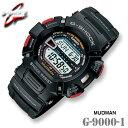 CASIO G-SHOCK G-9000-1V カシオ Gショック メンズ 腕時計 MUDMAN【マッドマン】ブラック 黒【国内 G-9000-1JF と同型】海外モデル【新品】*送料無料*(北海道 沖縄は一部ご負担)