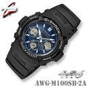 CASIO G-SHOCK AWG-M100SB-2A カシオ Gショック【防水】腕時計【電波ソーラー】マルチ