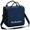 Technics(テクニクス) / BackBag (Navy/White) 【レコード約60枚収納可】 - レコードバッグ -