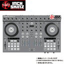 12inch SKINZ / Native Instruments Kontrol S4 MK2 Skinz (Gray) 【Kontrol S4 MK2 用スキン】