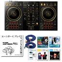 6大特典付 Pioneer DJ / DDJ-400-N(ゴールド) 激安初心者オススメアニソン音ネタセット【rekordbox dj 無償】【パイオニア】