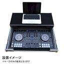 楽天ミュージックハウス フレンズEuro Style(ユーロスタイル) / DJ CONTROLLER CASE (LARGE) BLACK (ブラック) 【対応機種 Pioneer DDJ-SX2, DDJ-RX / Denon MC7000 / Native Instruments TRAKTOR KONTROL S8】 - DJコントローラーケース -