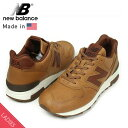 New Balance ニューバランス M1400 BH ホーウィンレザー MADE IN USA レディースサイズ [BROWN] MADE IN U.S.A. アメリカ製 スニーカー ブラウン M576 M996 M1300 女性用 靴 送料無料 楽天 通販 【RCP】