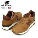New Balance ニューバランス M1400 BH ホーウィンレザー MADE IN USA [BROWN] MADE IN U.S.A. アメリカ製 スニーカー ブラウン M576 M996 M1300 男性用 靴 送料無料 楽天 通販 【RCP】
